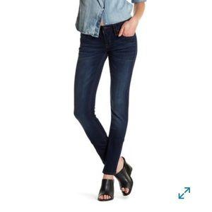 NEW • Rock Revival • Janeil Skinny Jeans Dark Blue